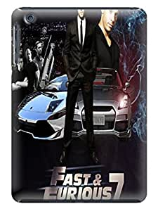 Cool Fast and Furious The fashionable Series Newest Protection TPU Case Cover for ipad mini