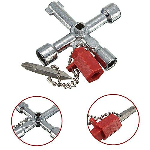 26pcs Repair Tool Kit Remover Wrench Screwdriver Taiwan