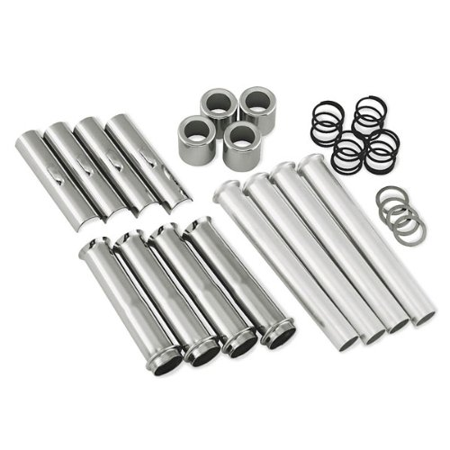 Twin Power Pushrod Cover Kit for Harley Davidson 1984-99 Evolution Big Twin mod (Kit Rod Push Cover)