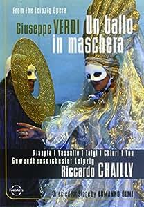 Verdi - Un Ballo in Maschera [Import]