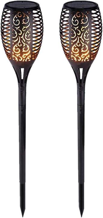 Lampe Solaire V/élo V/élo Phare USB Rechargeable Solaire V/élo Rouge /Étanche pour Randonn/ée /À V/élo Avertissement De S/écurit/é