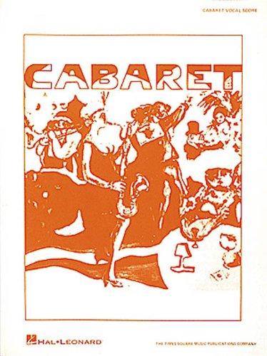 Cabaret (Vocal Score)