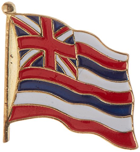US Flag Store Hawaii Flag Lapel Pin