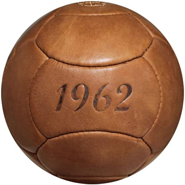 Fútbol Bern 1954 pelota retro, nostalgia, aspecto de piel ...