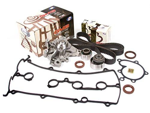 Evergreen TBK228VC Fits Mazda Protege FS 2.0L DOHC Timing Belt Kit Valve Cover Gasket GMB Water Pump (Mazda Protege Cover Valve)