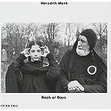 Book Of Dayspar Meredith Monk
