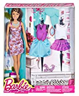 Barbie Teresa Doll and Fashions Giftset