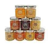 ApisNatura - Probehonig Set 'Honige aus aller Welt'