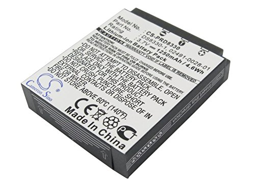 vintrons Replacement Battery For ACE PREMIER,DS8330, PRIMA,DS-588,DS-8330,DS-8340,DS-8650,DS-888