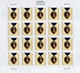 USPS Purple Heart Forever Stamps - Sheet of 20