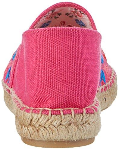 Rosa Shoes 1641c Espadrillas Donna Lona 01 Fuschia Buffalo OFqCx8wF