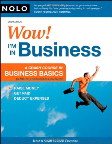 Wow  Im In Business  A Crash Course In Business Basics