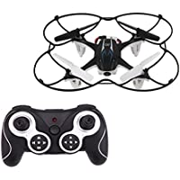 Rc Quad Drone with Camera 2MP 2.4G 4CH 6 Axis Quadcopter RTF UAV for Beginners