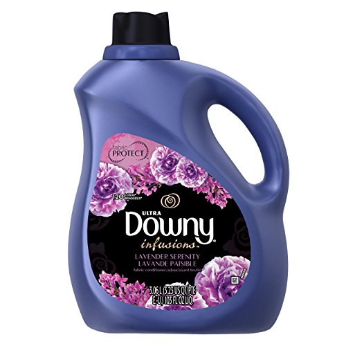 (Downy Infusions Lavender Serenity Liquid Fabric Conditioner (Fabric Softener), 103 FL OZ )