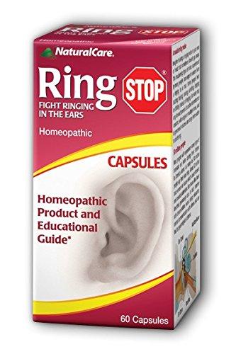 [이명] Naturalcare Ring Stop Tinnitus 60 capsules [이명 보조제]