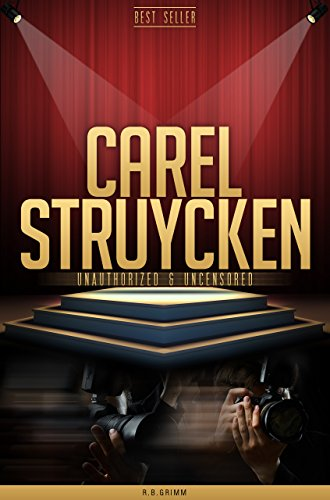 Carel Struycken Illegal & Uncensored (All Ages Deluxe Edition with Videos)