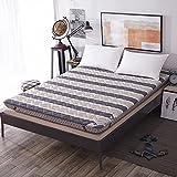 DHWJ Cotton mattress Student dormitory single tatami mattress Mattress mattress mattress-O 135x200cm(53x79inch)