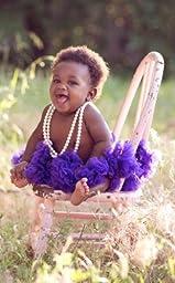 Oopsy Daisy Baby Purple Pettiskirt 18m