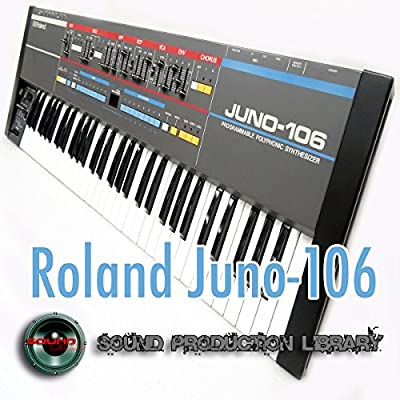 for ROLAND Jupiter-8 - Huge Perfect Original Sound (Samples) Library in WAVes format on DVD or download from SoundLoad