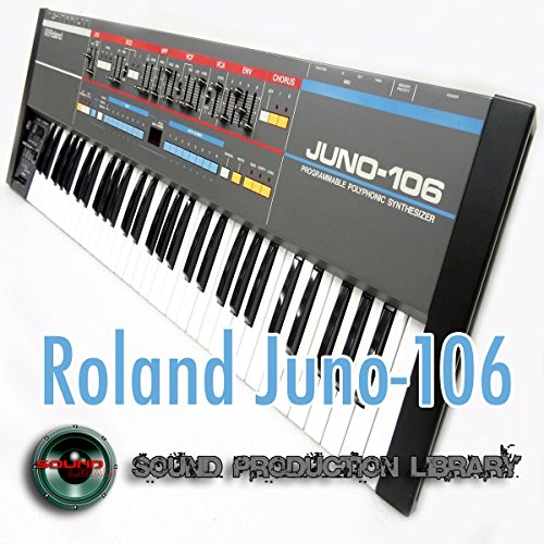 - for Roland JUNO-106 - Large Original WAVE/Kontakt Samples Studio Library on DVD or download
