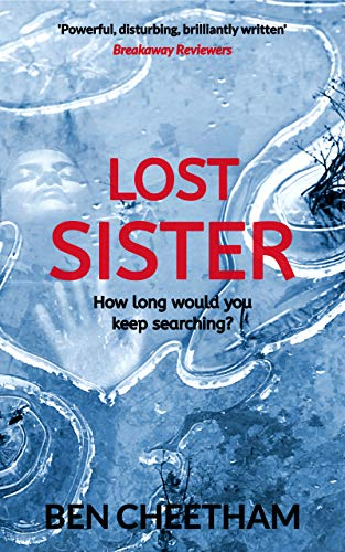 Lost Sister: A heart-stopping suspense thriller with a shocking twist (The Lost Book 3)