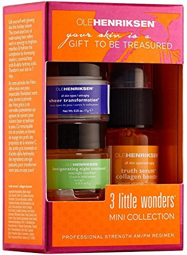 Ole Henriksen 3 Little Wonders Holiday Mini Collection by OLEHENRIKSEN