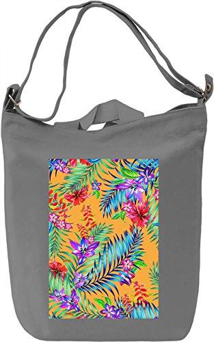 Texture design no. 34 Borsa Giornaliera Canvas Canvas Day Bag| 100% Premium Cotton Canvas| DTG Printing|