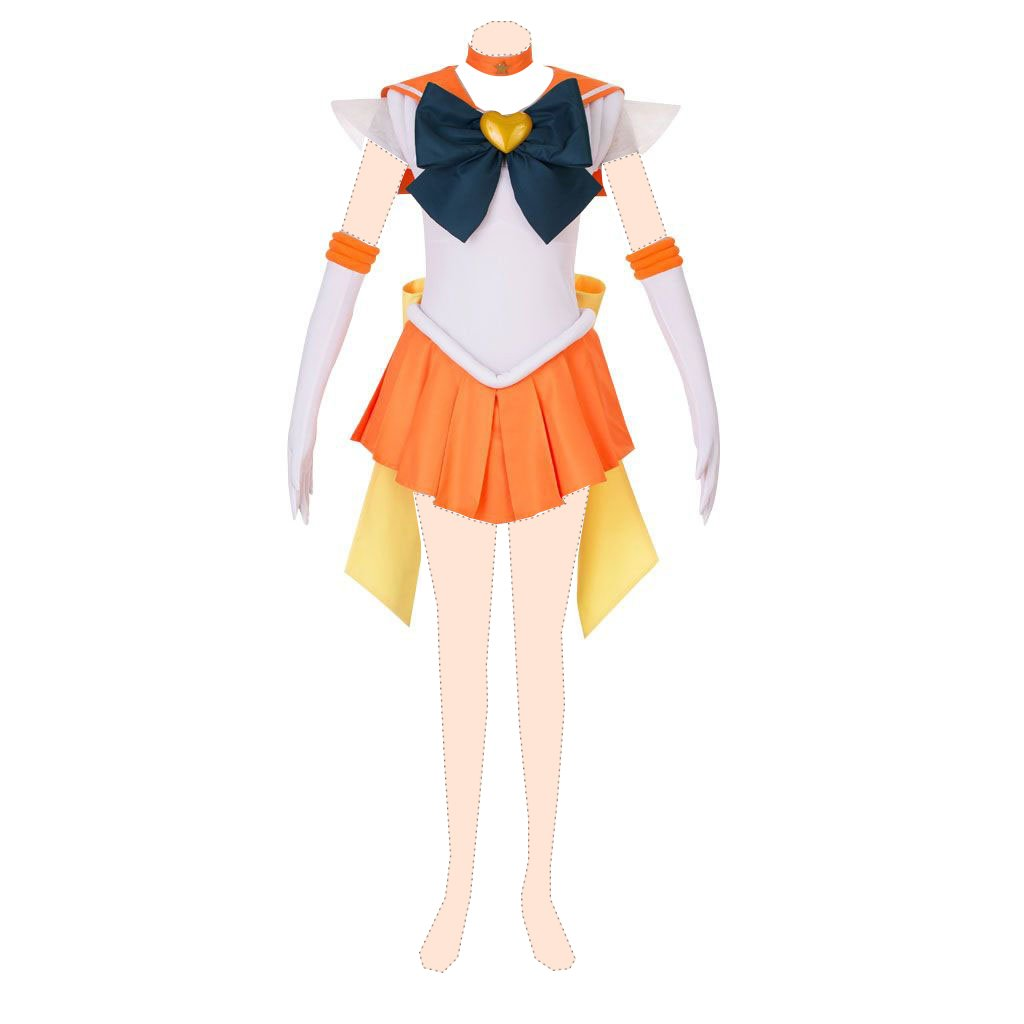 Sailor Moon Sailor Venus Minako Aino 3rd gen 4th superS ver-battle set Large