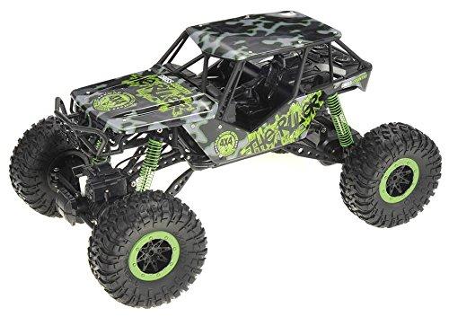 - AZ Trading & Import 1:10 2.4G 4WD Rally Rock Crawler Car Green