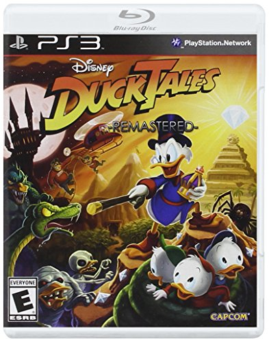 DuckTales - Remastered PS3 - PlayStation 3 (Best Tales Game Ps3)
