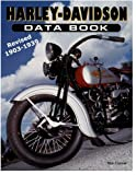 img - for Harley-Davidson Data Book Revised 1903-1939 book / textbook / text book