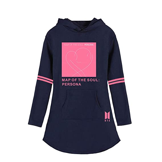 Aibayleef Kpop Bts Map Of The Soul Persona Mujer Vestido