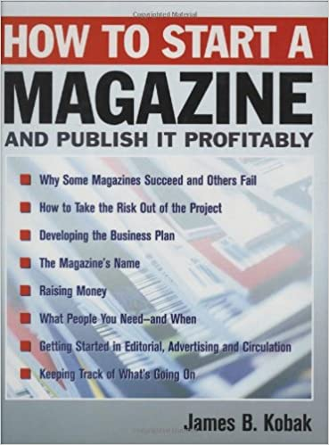 starting a magazine business plan