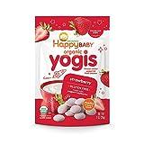 Happy Baby Organic Yogis Freeze-Dried Yogurt