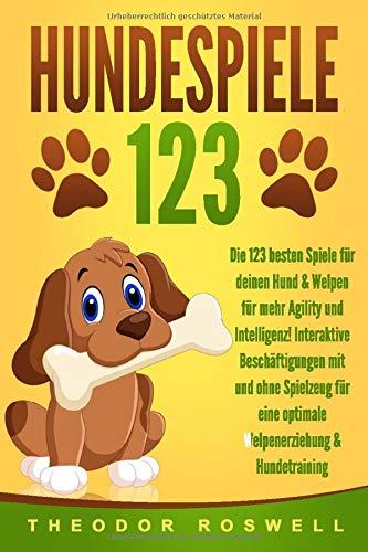 HUNDESPIELE: Die 123 besten Spiele für deinen Hund & Welpen