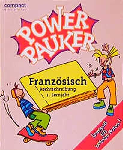Power Pauker, Französisch, 1. Lernjahr (Compact Power Pauker)