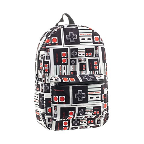 Price comparison product image Nintendo NES Controller Backpack