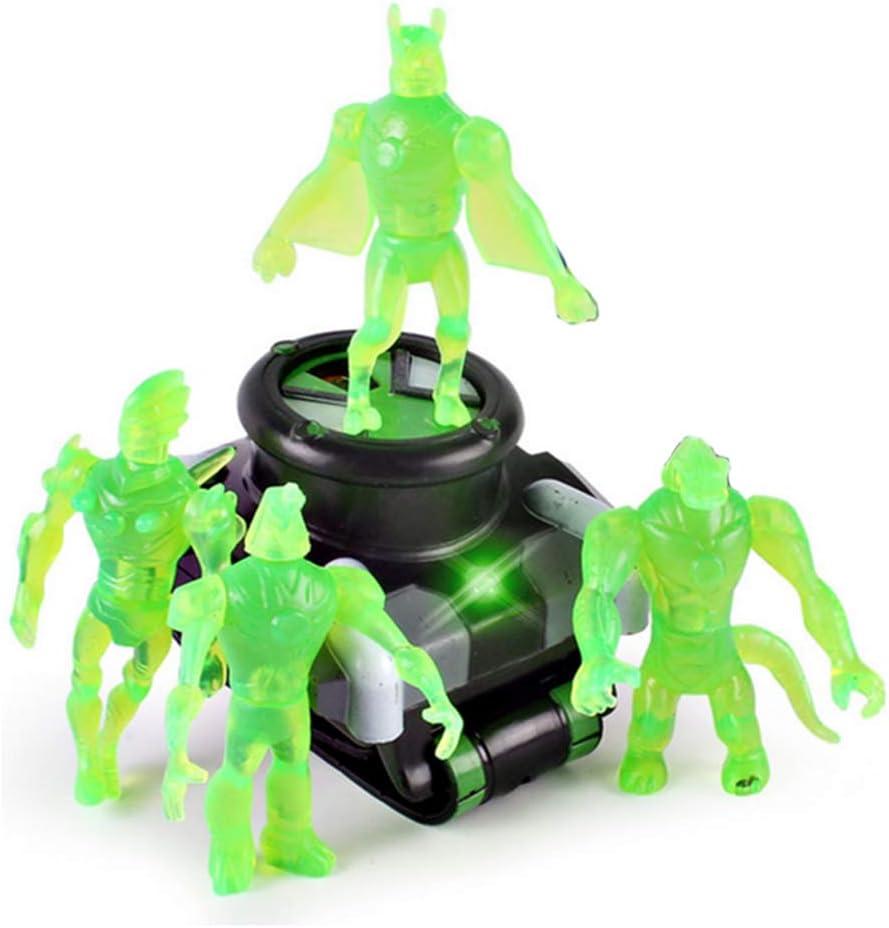 Egosy Toy For Kids Proyector Relojes Proyector Soporte Medio Niños ...