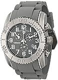 Swiss Legend Men's 11876-TI-014 Commander Analog Display Swiss Quartz Grey Watch