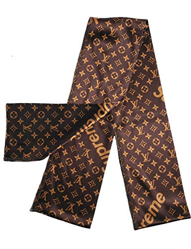 - EroTouch Apparel Customs Designer Headbands,Headwrap,Luxury,Limited,Exclusive (Brown LVSUP)