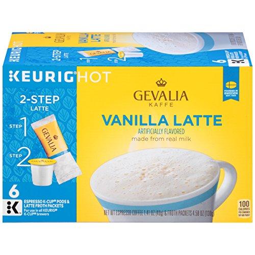 List of the Top 10 keurig gevalia vanilla latte you can buy in 2019