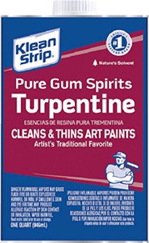Kleen Strip QGT69 Turpentine(Gum) 1QT