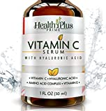 Anti-Aging Vitamin C Serum for Face with Hyaluronic Acid