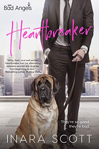 """Witty and fresh, Heartbreaker had me alternating between swoons and laughter from beginning to end.""  Heartbreaker   by Inara Scott"