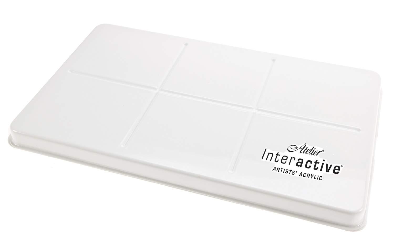 Atelier Interactive Acrylic Keep-Wet Palette