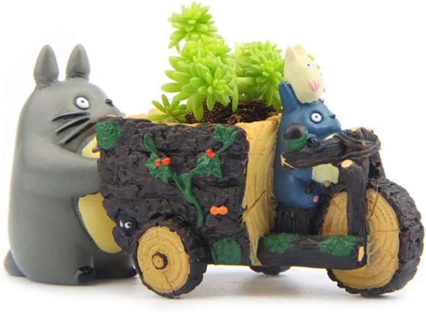 Hippie Bus Planter Tie Dye Planter Car Planter Pot With Drainage Hole Bus succulent planter Bus Planter