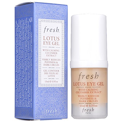 Fresh Fresh lotus eye gel, 0.5oz, 0.5 Ounce