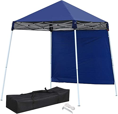 Yaheetech Outdoor Portable 8 x 8ft POP UP Canopy Party Waterproof Tent