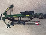 Cheap Carbon Express Covert SLS 4X32 Crossbow Package 355 FPS with Extras