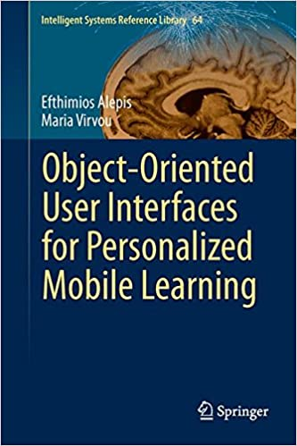 Object-Oriented User Interfaces for Personalized Mobile